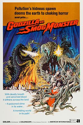GodzillaVsSmogMonster
