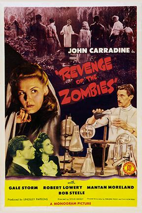 revenge zombie