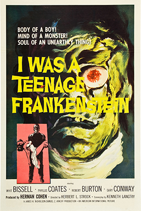 TeenageFrankenstein