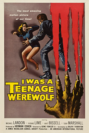 TeenageWerewolf
