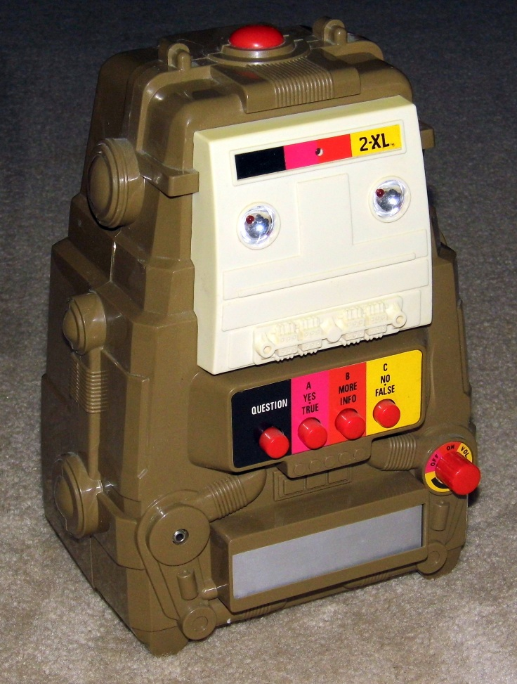 2-XL_Educational_Toy_Robot,_Mego_Corporation,_1978