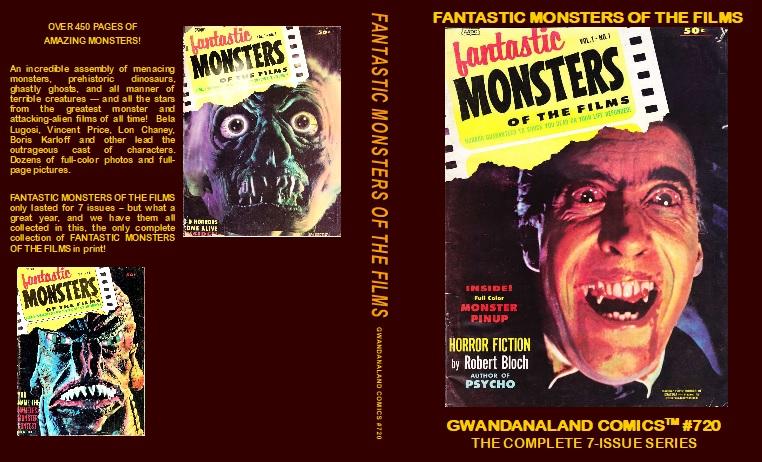 FANTASTIC MONSTERS FILMS (1)