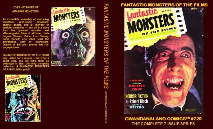 FANTASTIC MONSTERS FILMS (1)